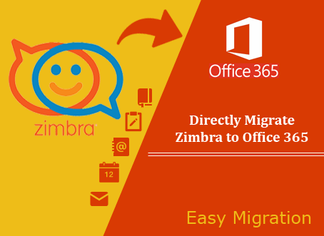 Zimbra to Office 365 Converter