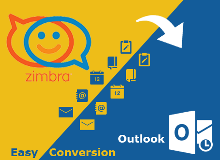 Zimbra to Outlook